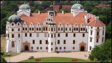 Château de Celle - Allemagne